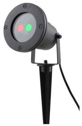 The Holiday Aisle Laser Light Outdoor Lamp