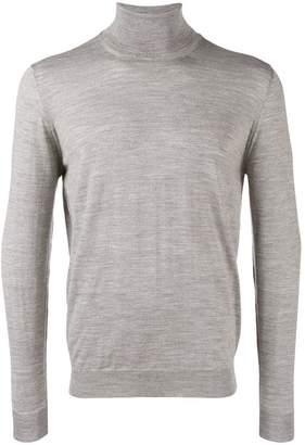 Drumohr knitted roll-neck jumper