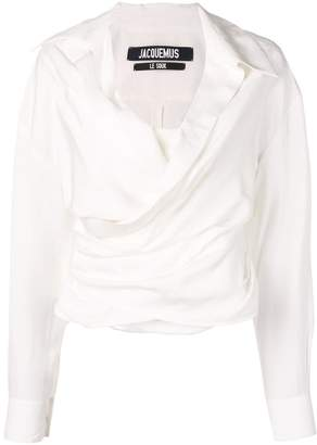 Jacquemus Ourika blouse