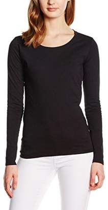 23c5df4b Fruit of the Loom Women's Valueweight Long Sleeve T-Shirt,18 (Manufacturer  Size