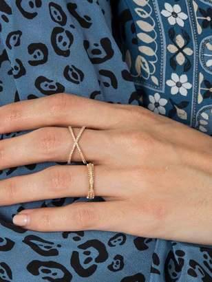 Eva Fehren Zipper band ring