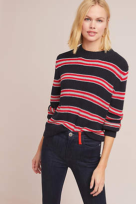 The Fifth Label Varsity Striped Pullover