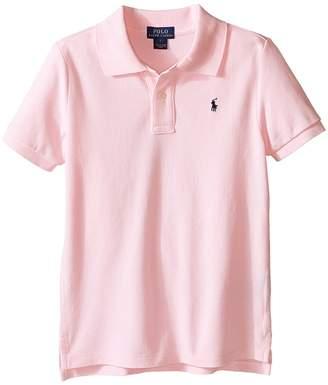 Polo Ralph Lauren Basic Mesh Polo Boy's Short Sleeve Knit