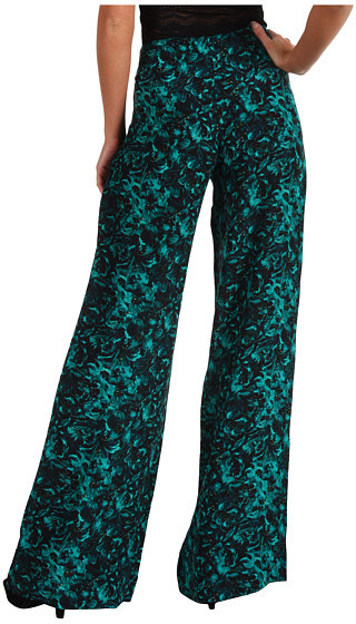 Winter Kate Silk Crepe Pant