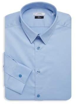 Versace Long-Sleeve Dress Shirt