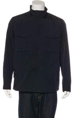 Theory Lightweight Zip-Up Jacket