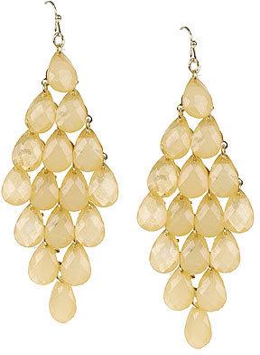 Diamond Bead Earrings