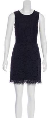 Co-Op Scalloped Lace Dress Black Co-Op Scalloped Lace Dress