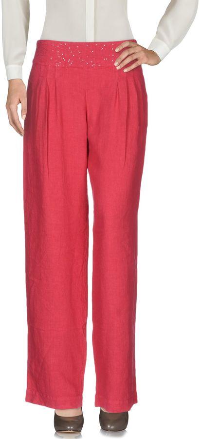 120% Lino120% LINO Casual pants