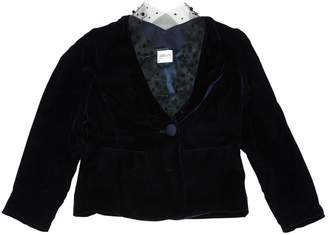 Armani Collezioni Blue Velvet Jackets