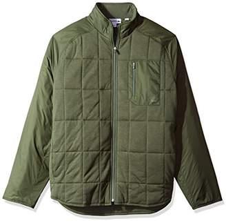 Lacoste Men's Fleece Hybrid Full Zip Sweatshirt