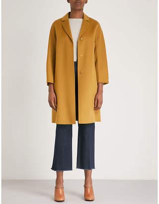 Max Mara S Tisbe wool coat