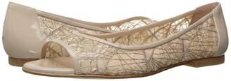 French Sole Noir Women's Flat Shoes