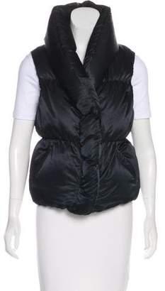 AllSaints Down Puffer Vest