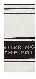 Diner Stripe Kitchen Towel