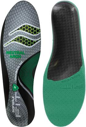 Sof Sole Fit Performance Insole, Neutral Arch, Men's 13-14