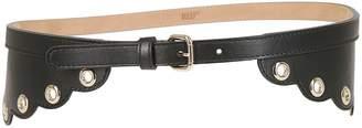RED Valentino Eyelet Belt