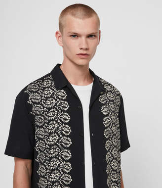 AllSaints Taro Ss Shirt
