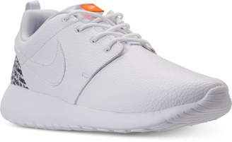 Nike Women's Roshe One Premium Just Do It Casual Sneakers from Finish Line