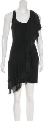 Laila Azhar Silk Sleeveless Dress w/ Tags
