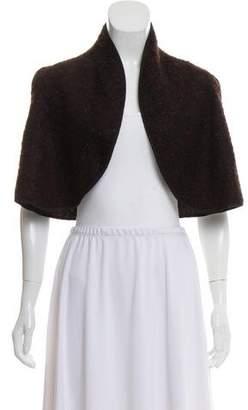 Zero Maria Cornejo Cropped Wool Best
