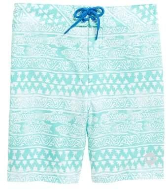 Fish Gate Board Shorts