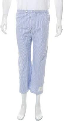 Thom Browne Striped Pajama Pants