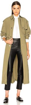 Isabel Marant Lawney Trench Coat