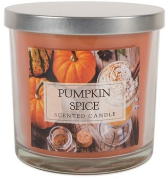 Dii DII Home Traditions 3-Wick Evenly Burning Highly Scented 4x4 Large Jar Candle 45+ Hour Burn Time (14.5 oz) -Caramel Vanilla Scent