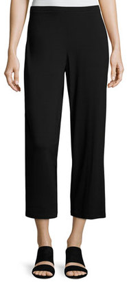 Eileen Fisher MISSY VISCOSE JERSEY STRAIGH $128 thestylecure.com