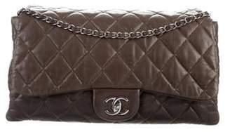 Chanel Jumbo 3 Accordion Flap Bag