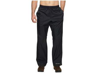 Columbia Plus Size Glennaker Laketm Rain Pants Men's Casual Pants