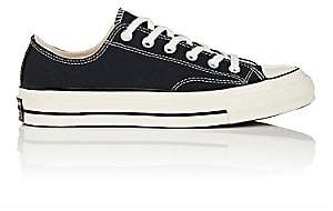 Converse Men's Chuck Taylor All Star Canvas Sneakers-Black