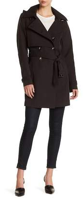 Andrew Marc Taylor Detachable Hood Trench Coat $148 thestylecure.com