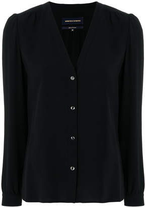 Vanessa Seward v-neck shirt