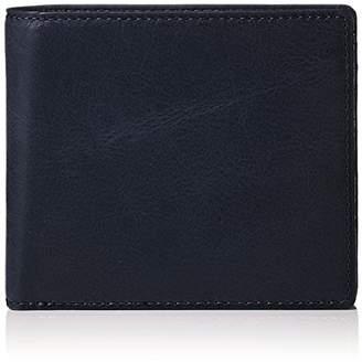 Buttero (ブッテロ) - [ブッテロ] 二つ折り財布 W63 ブラック