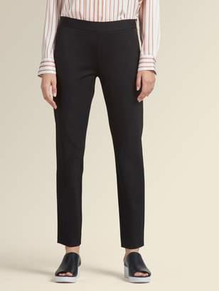 DKNY Side-Zip Slim Ankle Pant