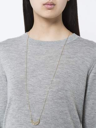 Fly London Noor Fares 'fly me to the moon' necklace