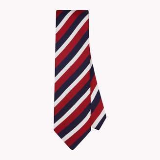 Tommy Hilfiger Slim Width Silk Stripe Tie