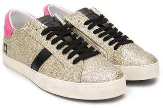 D.a.t.e. Kids TEEN Hill low-top sneakers