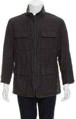 Armani Collezioni Lightweight Linen Jacket