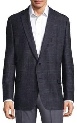 Lauren Ralph Lauren Check Wool Jacket