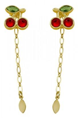 Juicy Couture Jewellery Cherry Gem Statement Earrings JEWEL 39WJW117801-712