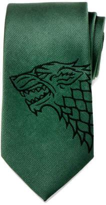 Cufflinks Inc. Game of Thrones Stark Large-Sigil Silk Tie