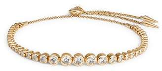 Prive JEMMA WYNNE Luxe Large Diamond Slider Bracelet