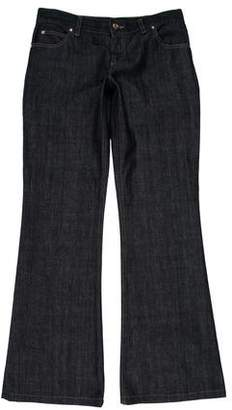 Pre-Owned at TheRealReal · Gucci Mid-Rise Wide-Leg Jeans d6e42b7ba4