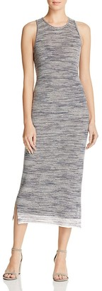 Theory Intrella Space Dye Dress $295 thestylecure.com