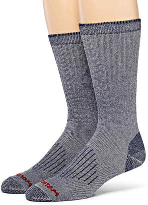 Wolverine 2-pk. Merino Wool Blend Boot Socks