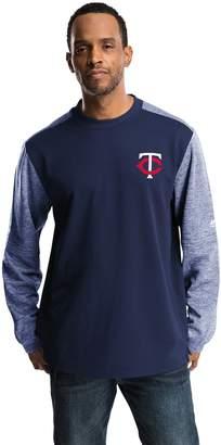 Majestic Men's Minnesota Twins Tech Fleece Tee
