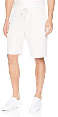 Perry Ellis Men's Linen Cotton Drawstring Short